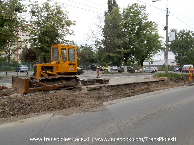 Traseul 102, etapa I: Bucla Nord ( Sp. Județean ) - Intersecție Republicii - Pagina 3 Dscn0556