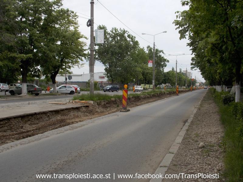 Traseul 102, etapa I: Bucla Nord ( Sp. Județean ) - Intersecție Republicii - Pagina 3 Dscn0557