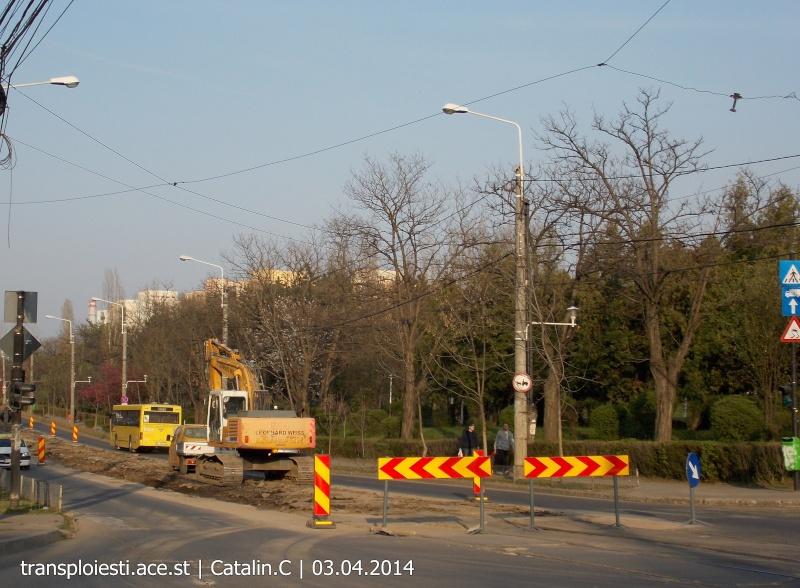 Traseul 102, etapa I: Bucla Nord ( Sp. Județean ) - Intersecție Republicii - Pagina 2 Dscn0610