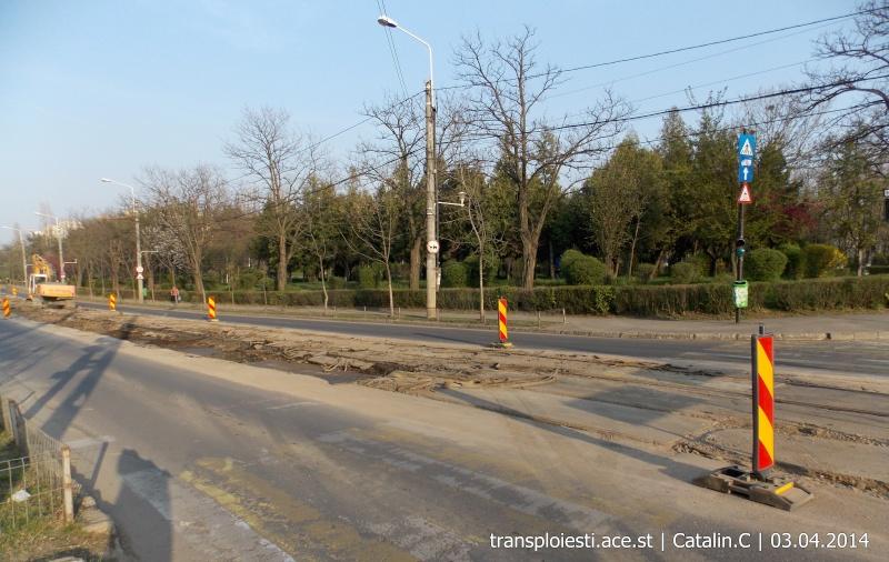 Traseul 102, etapa I: Bucla Nord ( Sp. Județean ) - Intersecție Republicii - Pagina 2 Dscn0611