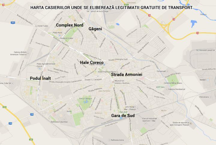 Discuții, știri, noutăți legate de proiectul privind gratuitatea serviciului de transport public. Harta-10