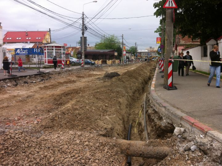Traseul 101, etapa II: Intersecție Candiano Popescu ( zona BCR ) - Gara de Sud Lipsa-10