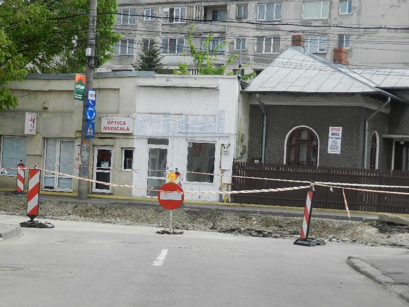 Traseul 101, etapa II: Intersecție Candiano Popescu ( zona BCR ) - Gara de Sud Mega-i11