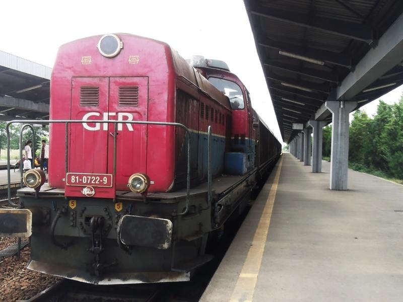 Locomotive diesel Racx10