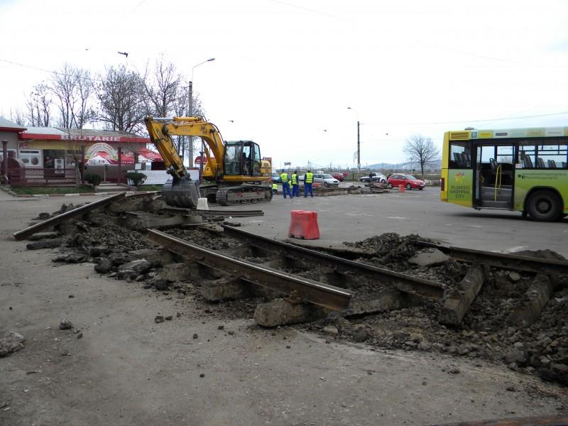 Traseul 102, etapa I: Bucla Nord ( Sp. Județean ) - Intersecție Republicii Sine-t10