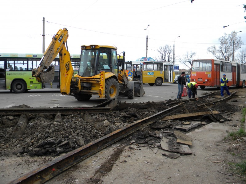 Traseul 102, etapa I: Bucla Nord ( Sp. Județean ) - Intersecție Republicii Sine-t11