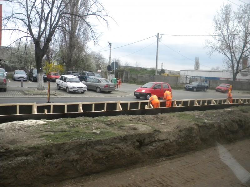 Traseul 102, etapa I: Bucla Nord ( Sp. Județean ) - Intersecție Republicii Sine-t12
