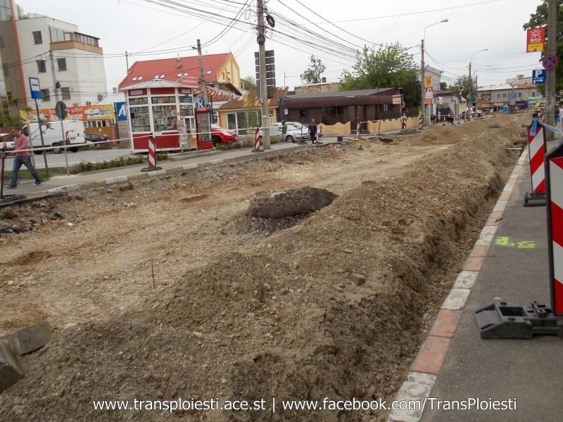 Traseul 101, etapa II: Intersecție Candiano Popescu ( zona BCR ) - Gara de Sud V7tvdz10