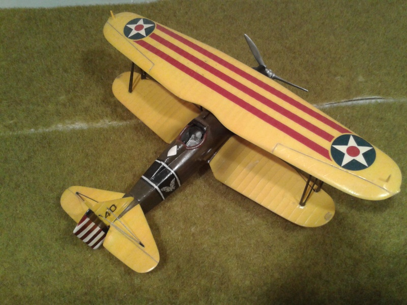 Curtiss P6 E Hawk 2013-166