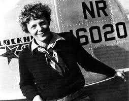 Lockeeed- Electra :Amelia Earhart Amelia12