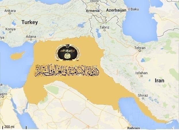 الدولة الاسلامية في العراق والشام