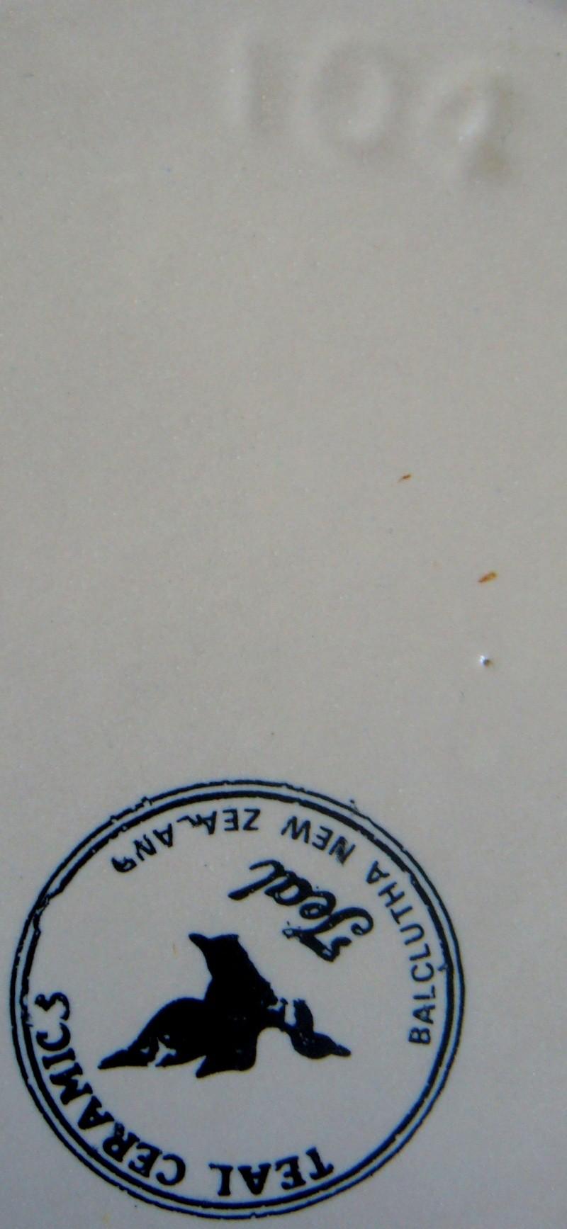 Teal Ceramics Balclutha Dsc00117