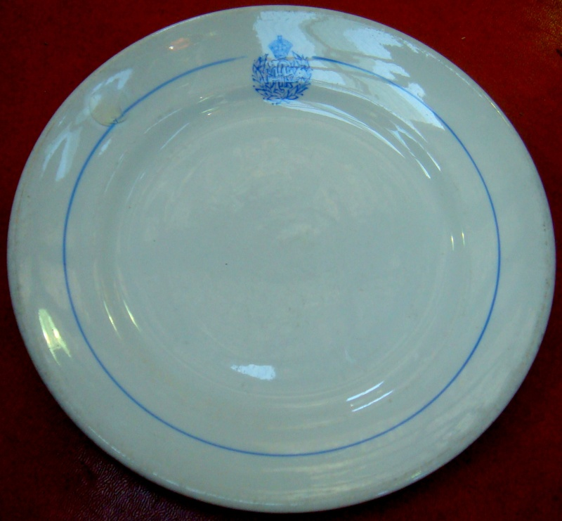 plate - CL Plate Royal New Zealand Air Force Dsc00319
