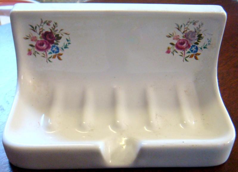 1230 Squared soap dish ! Dsc01411