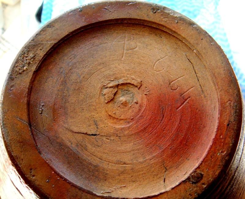 Arnaud Barraud Stonewear Vase Dsc08118