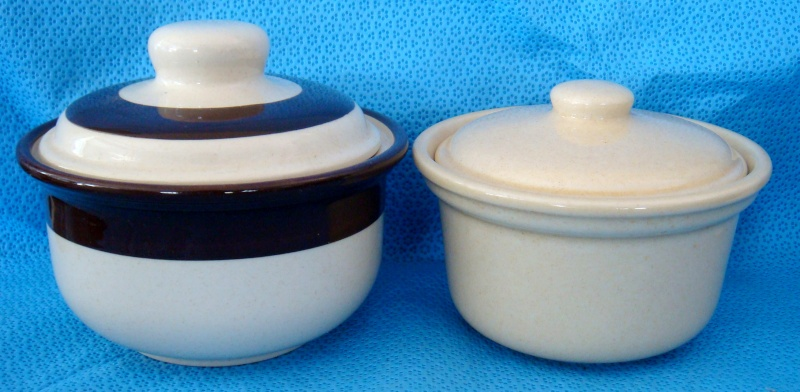 5641 Sugar bowl and Lid - is an Ansett Casserole Dsc08517