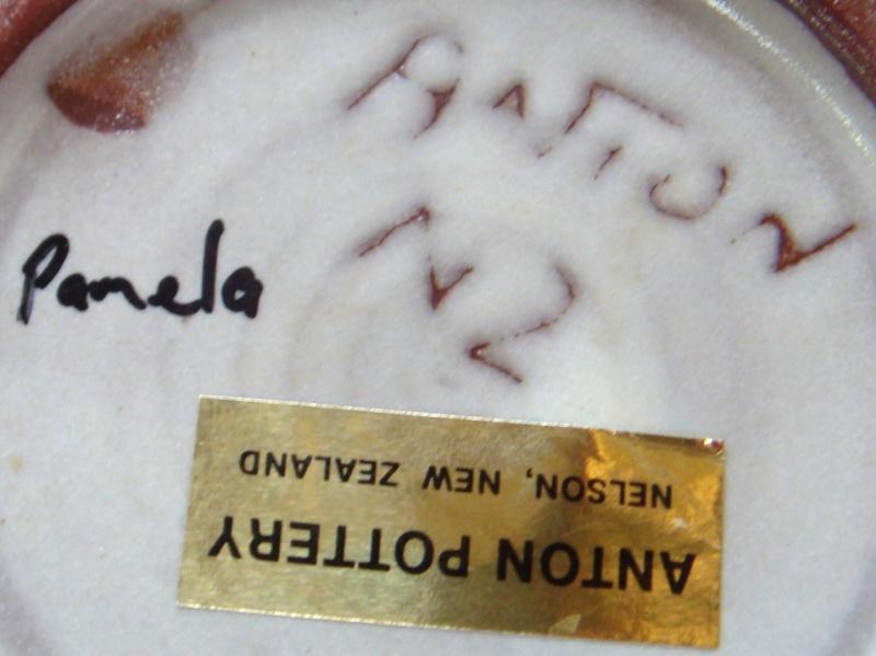 Anton Pottery - Nelson Dsc09228