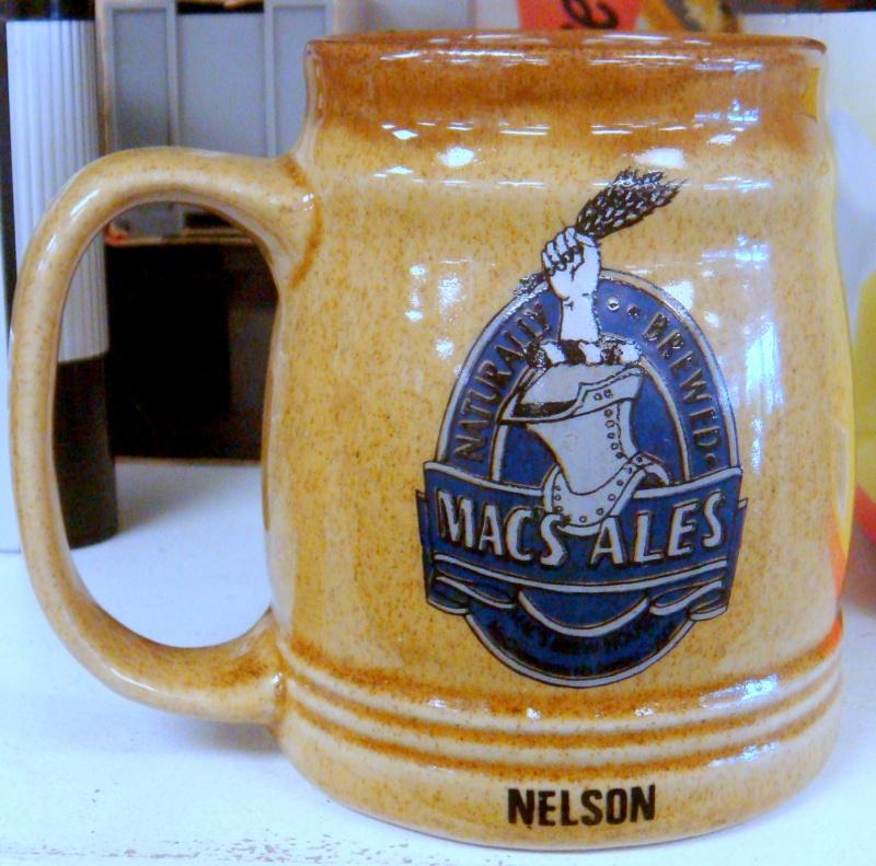 Orzel 285 beer stein - Macs Brewery Dsc09510