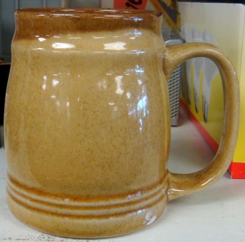Orzel 285 beer stein - Macs Brewery Dsc09511
