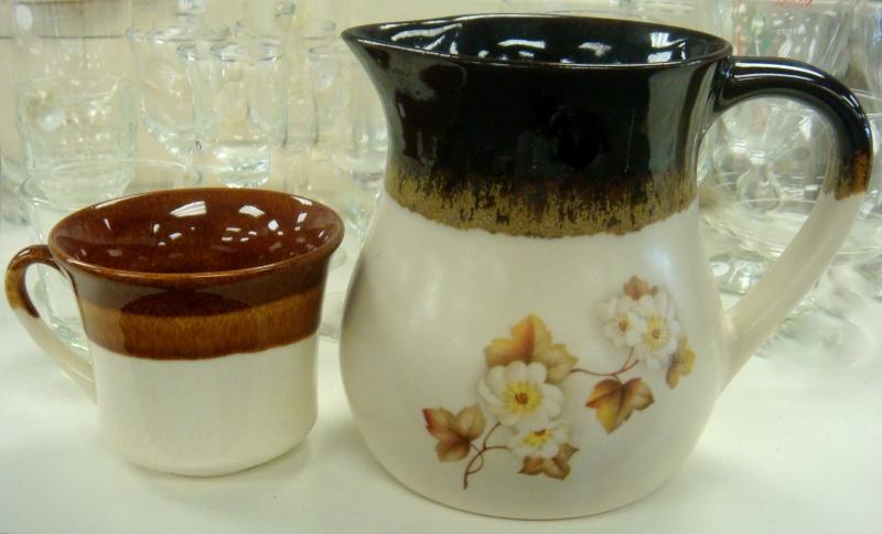 Kermiko Mid sized (?) jug Dsc09914