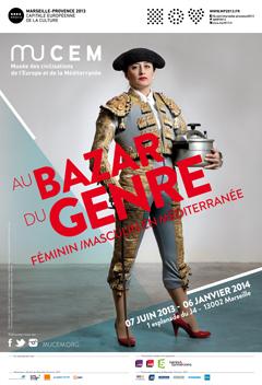 Au bazar du genre, Féminin – Masculin en Méditerranée Mucem_10