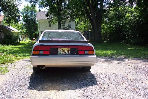 """NISSAN 300ZX 3.0L V6 TURBO de 1988 """"l'imprévu"""" 410"""