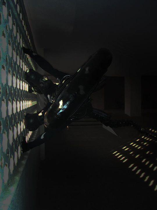 La fuga de Alien, partida abierta (Nocturna) 23.10.13 El Matadero Img-2011