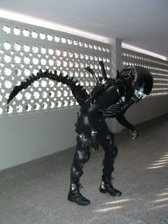 La fuga de Alien, partida abierta (Nocturna) 23.10.13 El Matadero Img-2013