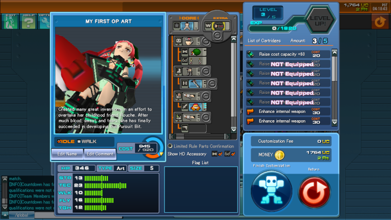 01/05/2014:*Early head-ups on Tunes+Campaigns & stuff(UPDATED with the rest of the update)* Screen19