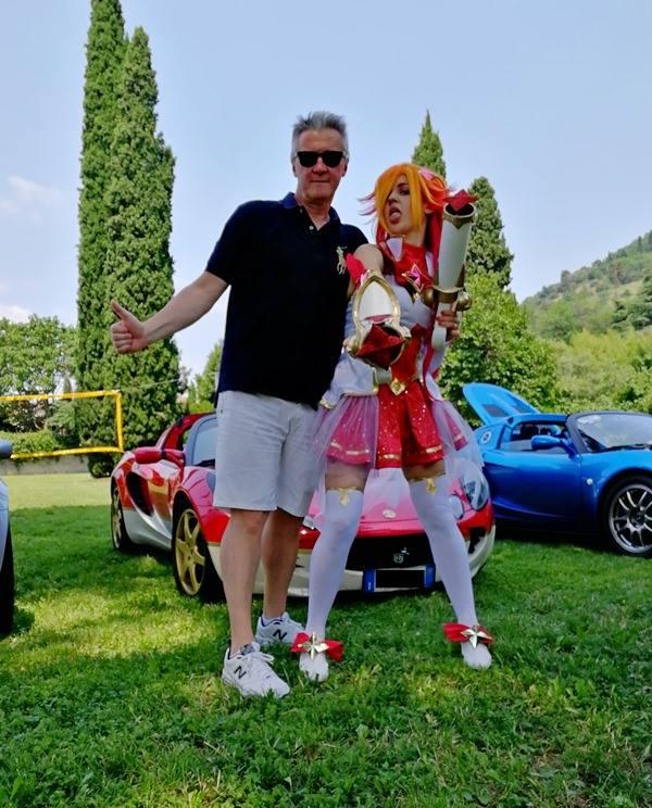 DOMENICA 17/06/2018 LOTUS-SPIEDO BRESCIANO IN FRANCIACORTA ( 2° Edizione ) - Pagina 2 35329510