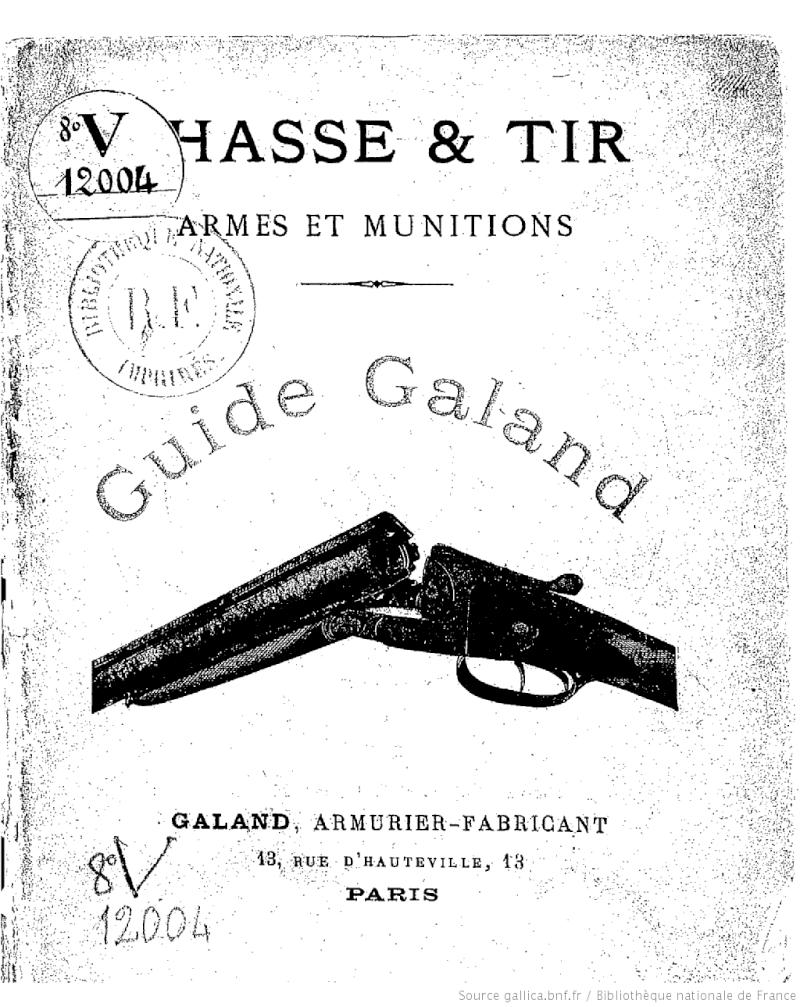 sac de bourres Galand F4_hig10