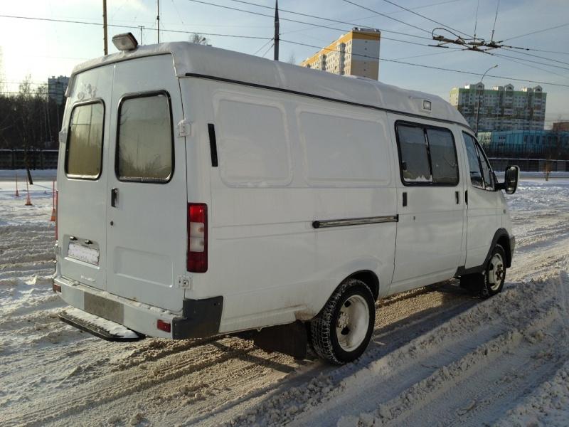 ГАЗ 2705 продам !!! 0211