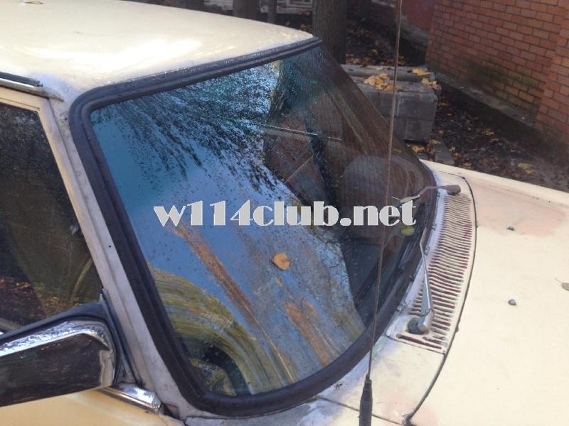 W115 200D 1975г. W114cl21