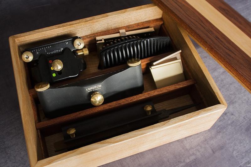 [Fabrication] Un coffret pour mes ciseaux à bois - Page 3 13-hui10