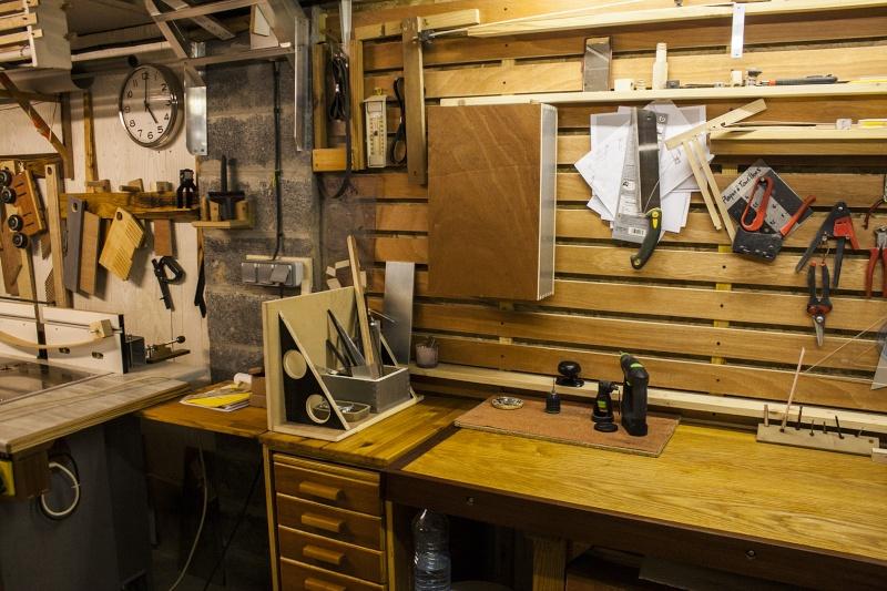 [Fabrication] Table de salon en Robinier étuvé - Page 3 Boite-10