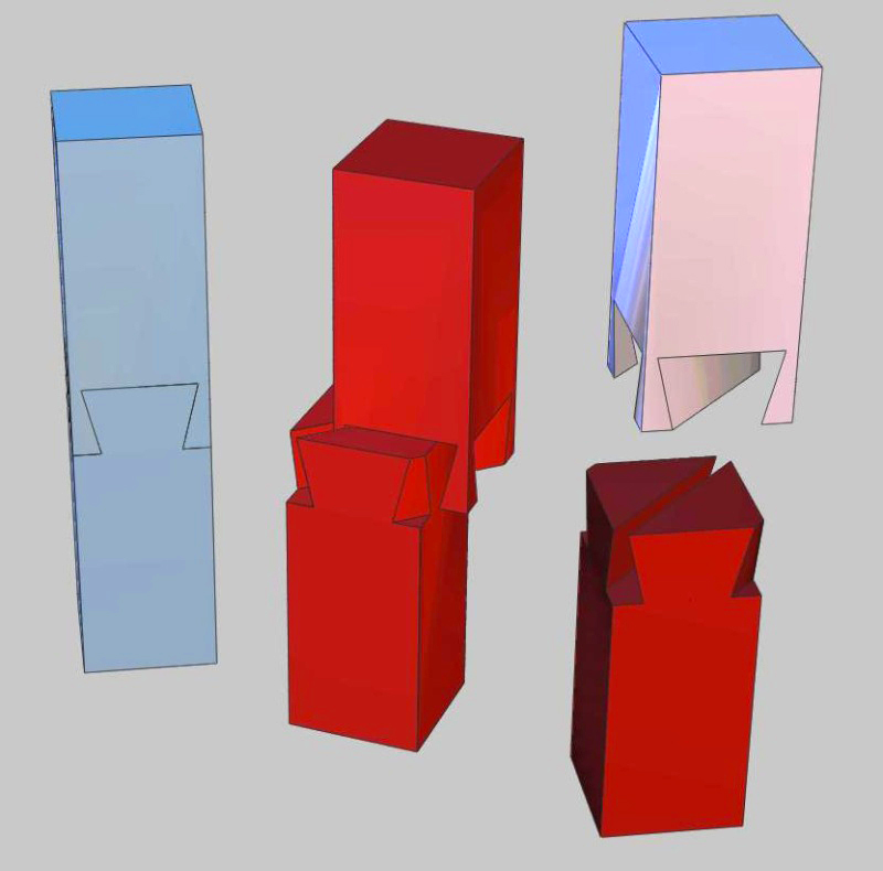 [Devinette 3 D] Assemblages - Comment faire en pratique ! (pour du vrai.) Casse-10