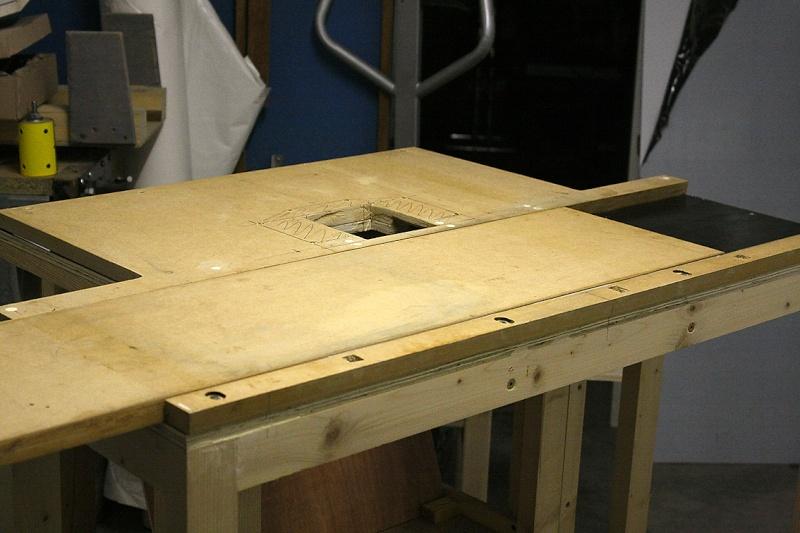 [Fabrication] Nouvelle Table de défonceuse Chario10