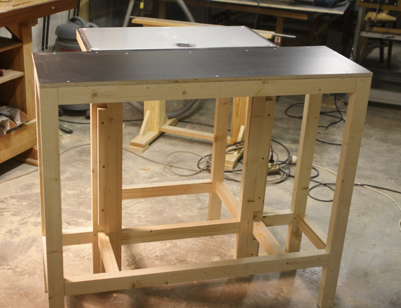 [Fabrication] Nouvelle Table de défonceuse Chassi12