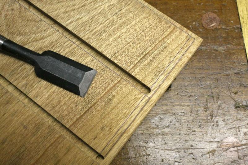 [Fabrication] Un meuble à 9 tiroirs Ciseau11
