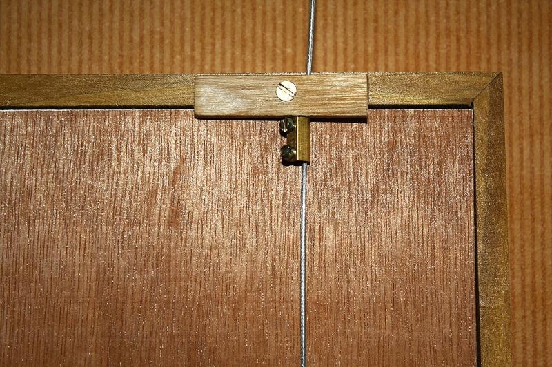 [Fabrication] Table de salon en Robinier étuvé - Page 4 Datail11