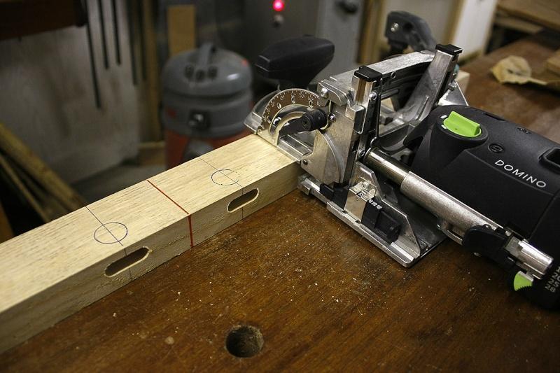 [Fabrication] Presse de Charpentier Domino10