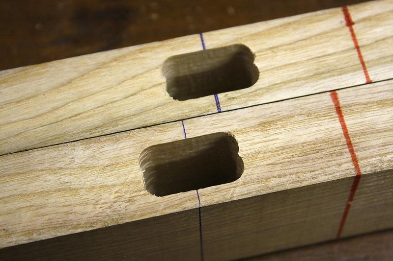 [Fabrication] Presse de Charpentier Domino11