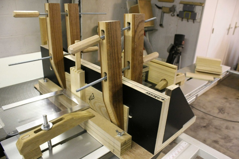 [Fabrication] Un meuble à 9 tiroirs Gabari20