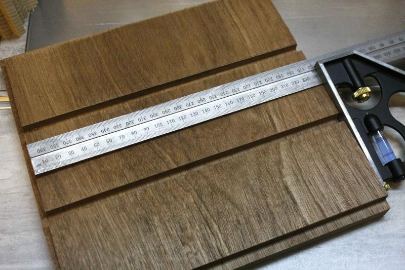 [Fabrication] Un meuble à 9 tiroirs Mesure12