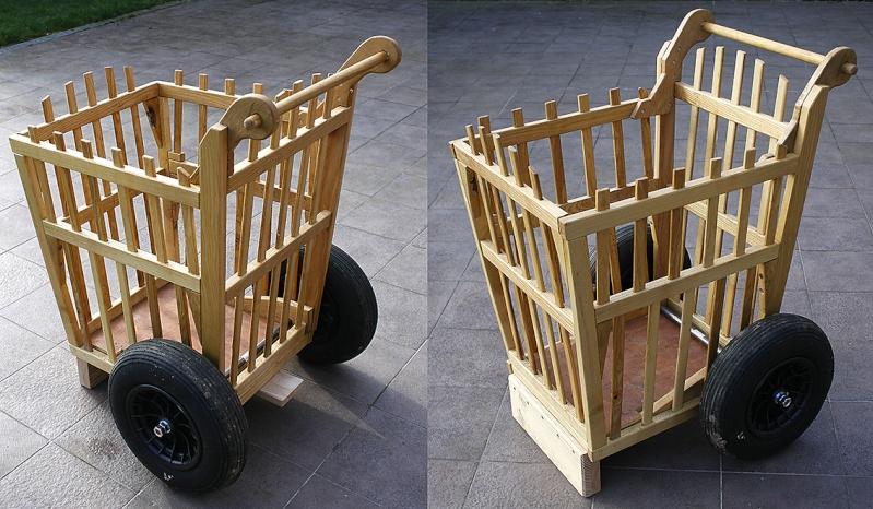 [Fabrication à la Domino] Un Chariot pour bois de chauffage - Page 3 Modifi10