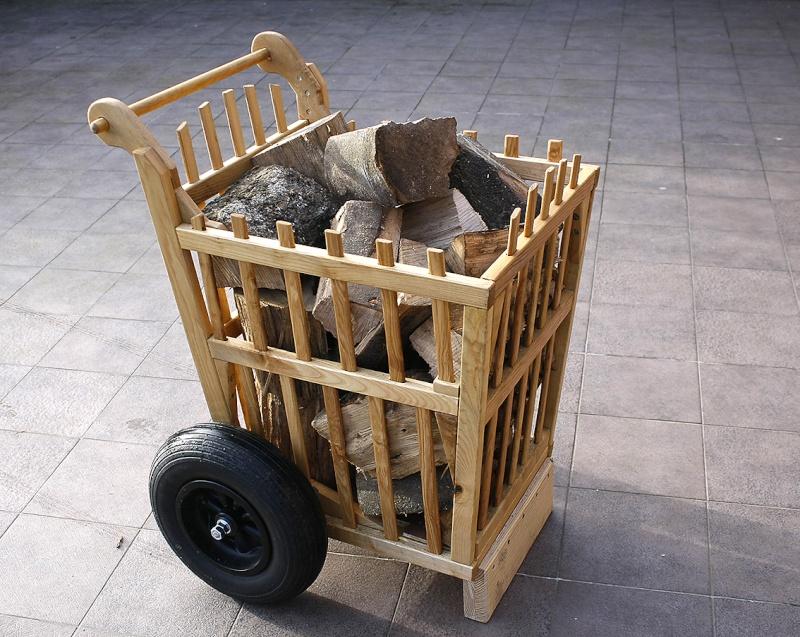 [Fabrication à la Domino] Un Chariot pour bois de chauffage - Page 3 Modifi13
