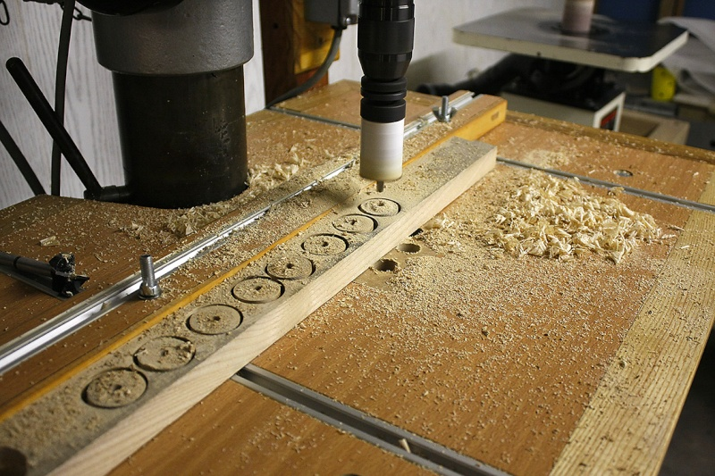 [Fabrication] Presse de Charpentier Noix-e10