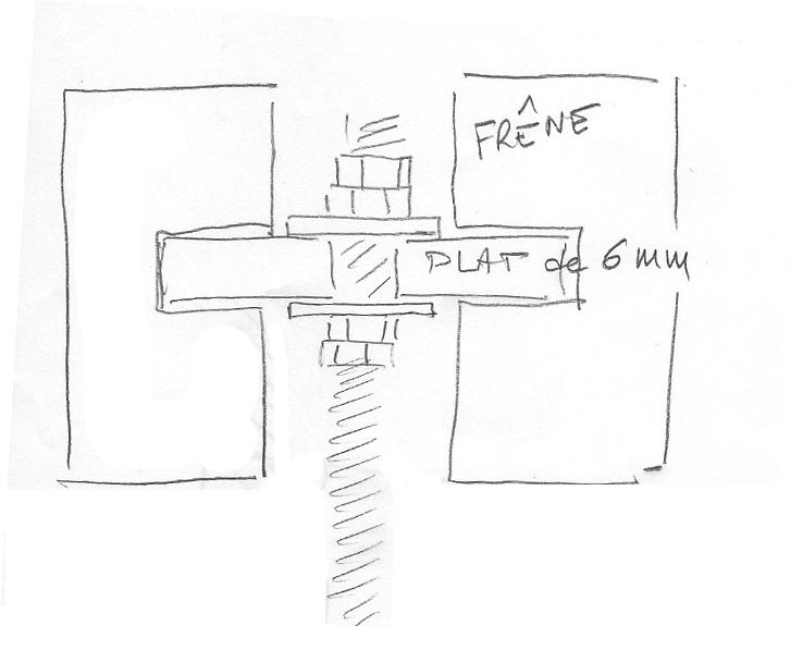 [Fabrication] Presse de Charpentier - Page 2 Numari11