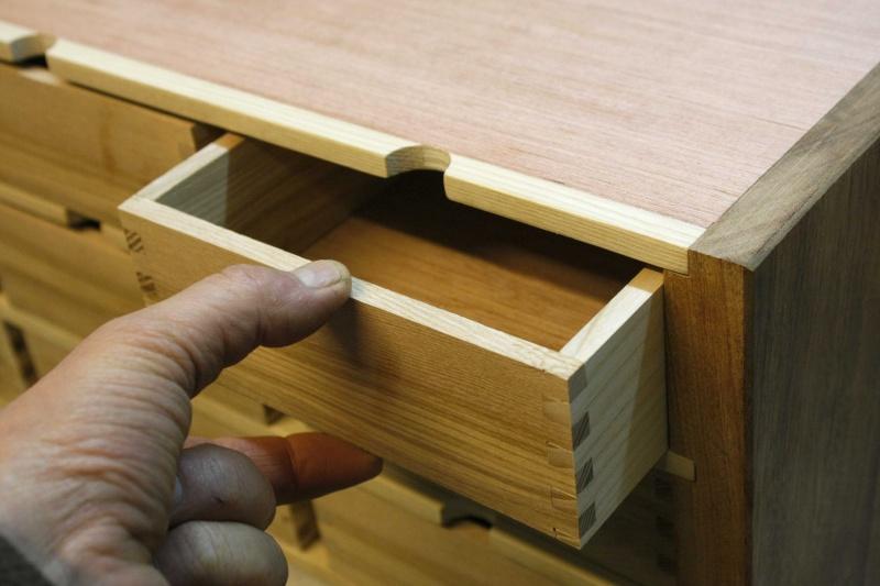 [Fabrication] Un meuble à 9 tiroirs Ouvert11
