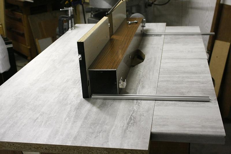 [Fabrication] Nouvelle Table de défonceuse Prasen10